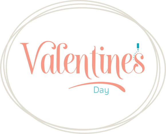 Valentines Day SVG | DXF Cut Files