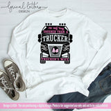 The Only Thing Tougher Than a Trucker is a Trucker's Wife