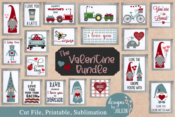 The Valentine Bundle