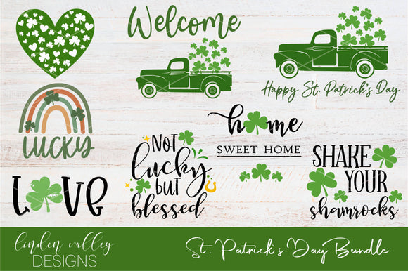 St Patrick's Day Mini Bundle