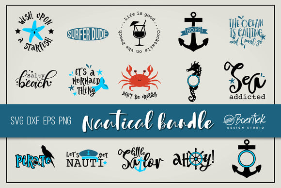 Nautical bundle