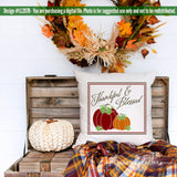 Lyrical Letters Fall Mini Bundle