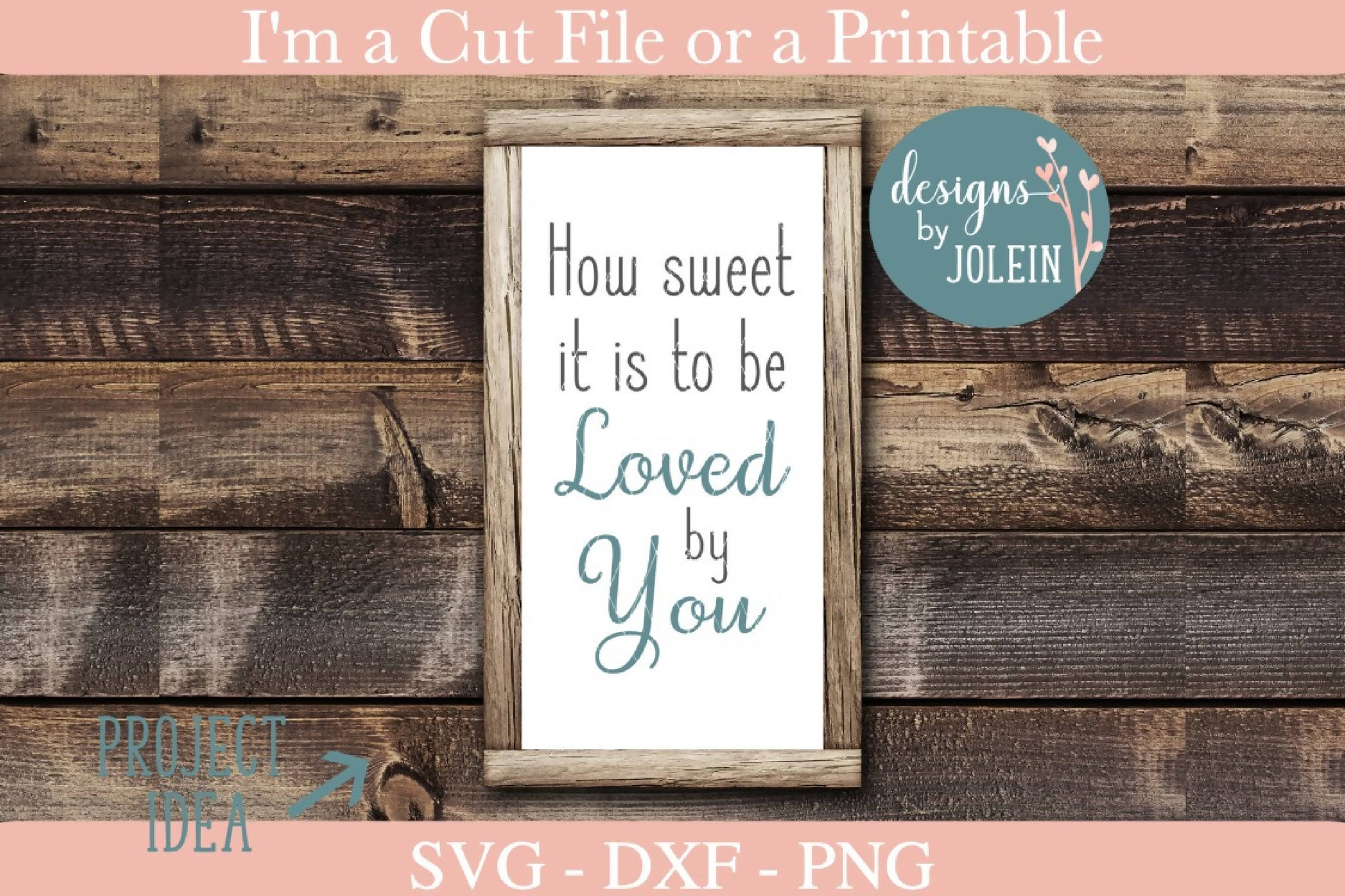 How Sweet It Is To Be Loved By You Svg Font Market
