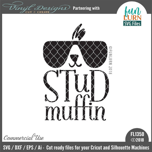 Stud Muffin Cut File