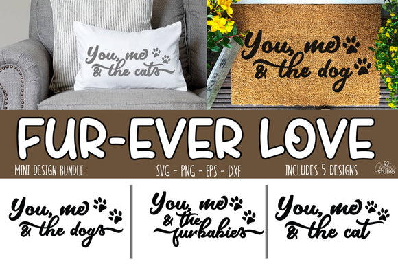 You, Me, and animals Bundles