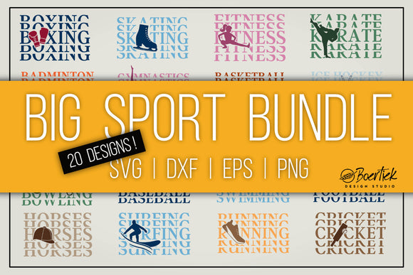 Big sport bundle