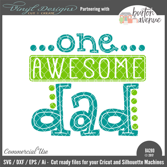 One Awesome Dad
