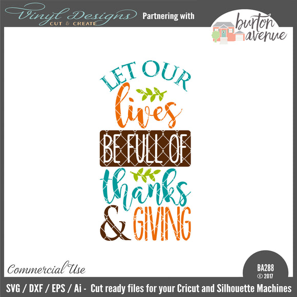 Thanksgiving Page 6 Svg Font Market