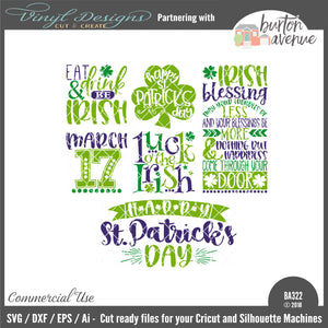St. Patrick's Mini Bundle