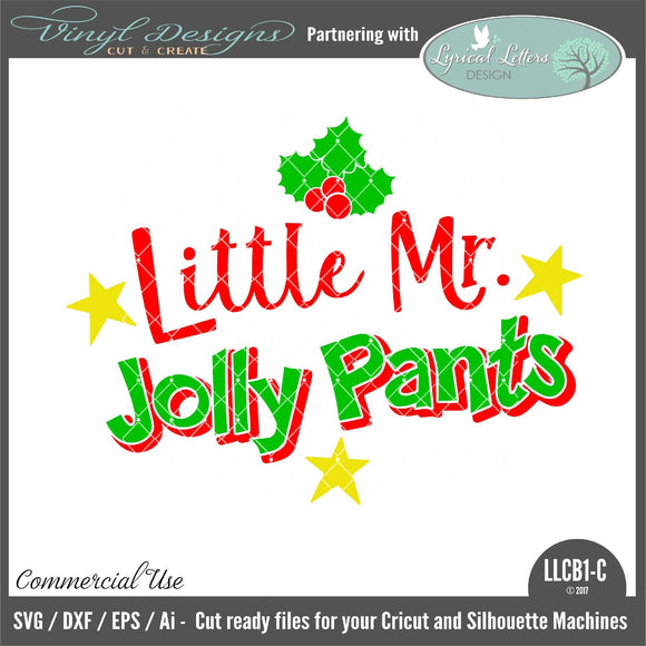 Little Mr. Jolly Pants