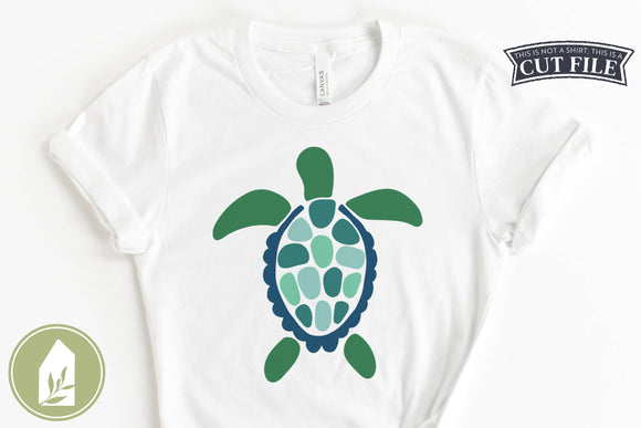 Sea Turtle SVG, Summer Vacation Shirt SVG