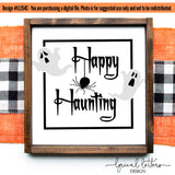 Happy Haunting Block