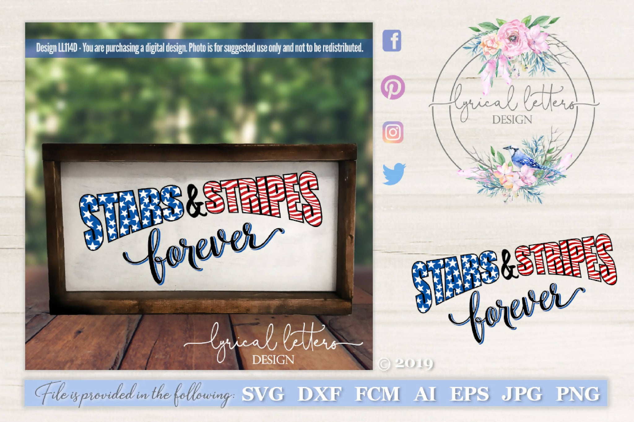 Stars And Stripes Forever Svg Font Market