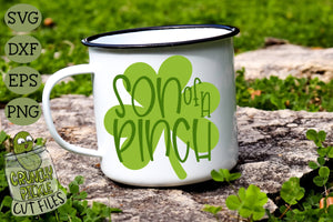 Son of a Pinch - St Patrick's Day SVG File