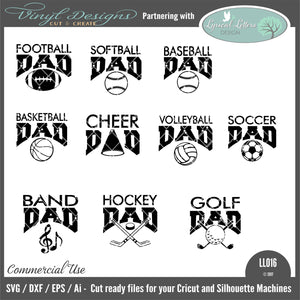 LL016 Sports Dad Bundle