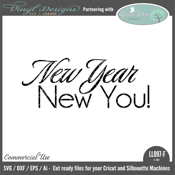 LL097F - New Year New You