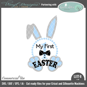 LL177B - My First Easter Bunny Ears Boy Version