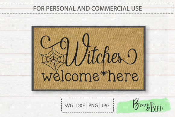 Witches Welcome Here