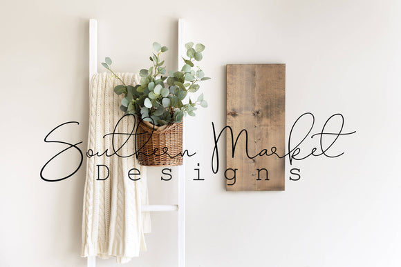 12X24 STAINED FARMHOUSE STYLE DIGITAL MOCK UP STOCK PHOTOGRAPHY