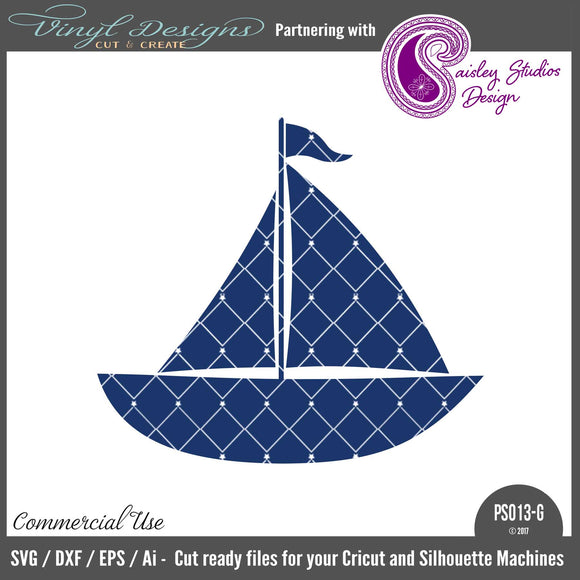 PS013G Sailboat