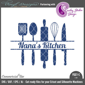 PS021C Nana's Kitchen