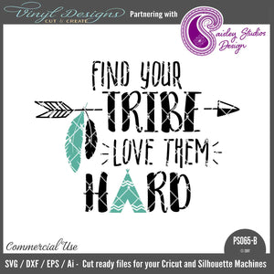 PS065B Find Your Tribe