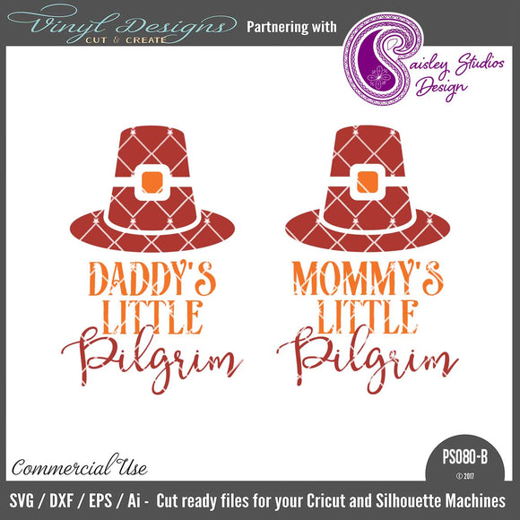PS080B Little Pilgrim
