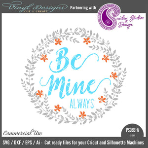 PS083A Be Mine Always