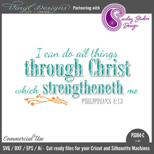PS084C I Can Do All Things