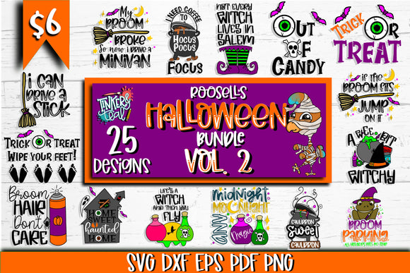 Halloween SVG Bundle - Halloween SVG - SVG Bundle