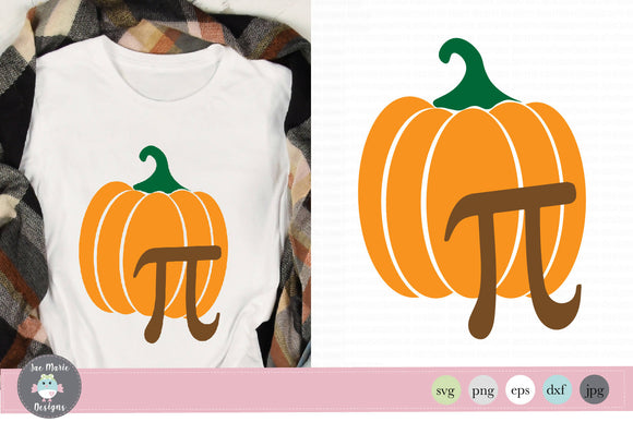 Pumpkin pie svg