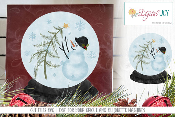 Snowman Sticker Sublimation PNG
