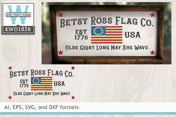 Betsy Ross Flag Co.