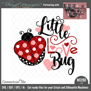 WG280 Little Love Bug