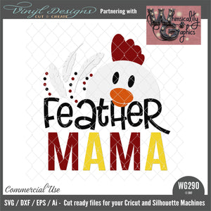 WG290 Feather Mama