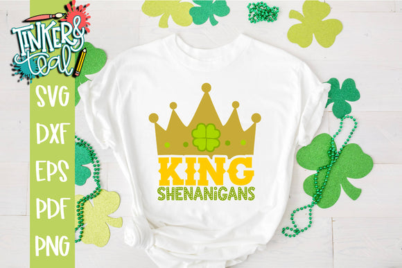 King Shenanigans SVG