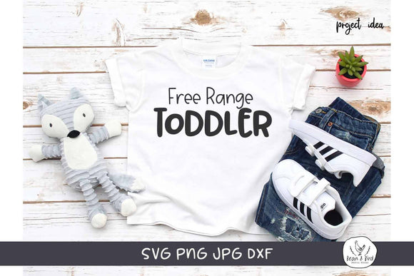 Free Range Toddler