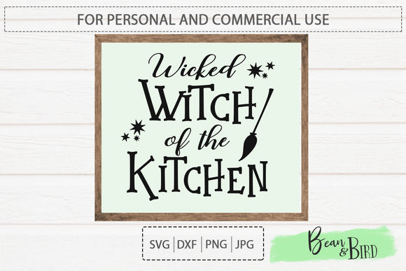 Wicked Witch of the Kitchen