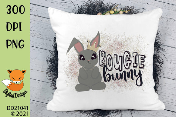 Bougie Bunny Sublimation PNG