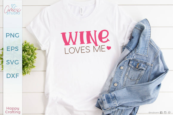 Wine Loves Me