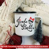 Jingle Bells with Snowflakes