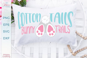 Cotton Tails Bunny Trails