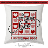 Do Everything In Love 1 Corinthians 16:14