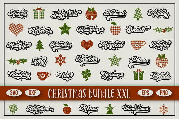 Christmas bundle XXL