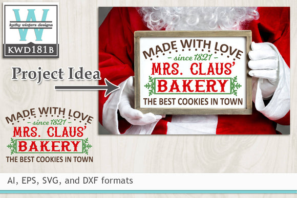 Mrs. Claus' Bakery