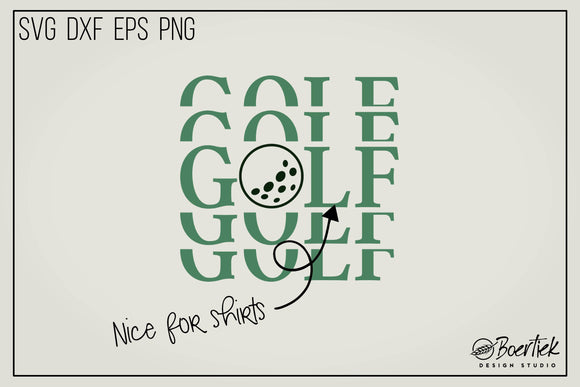 Golf Svg Cut File Svg Font Market