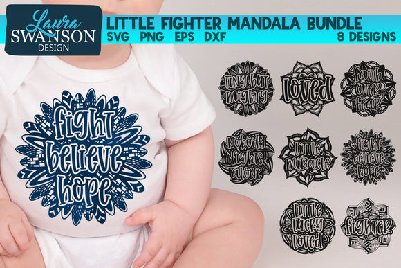 Little Fighter Mandala Bundle