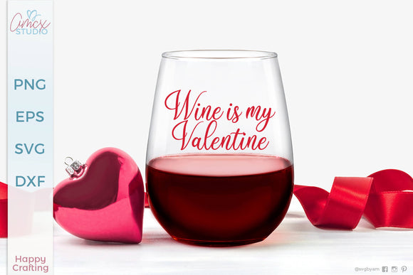 Be My Valentine Wine