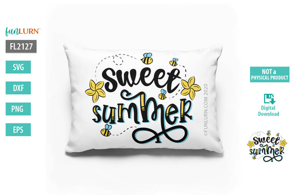 Sweet Summer SVG Design