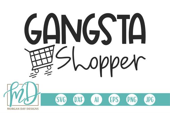 Gangsta Shopper